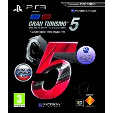 Gran Turismo 5 Collector's Edition (PS3)