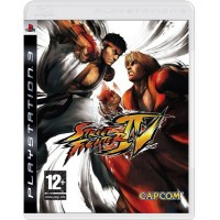 Street Fighter IV / 4 (PS3)