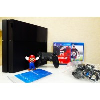 Sony Playstation 4 500gb + DriveClub & FIFA15 Б/У