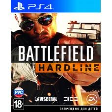 Battlefield Hardline (PS4)