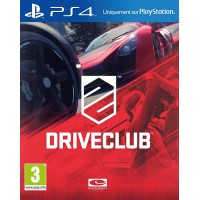 DriveClub (PS4) Б/У