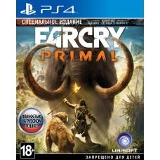Far Cry Primal Специальное издание (PS4) Б/У