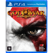 God of War III Обновленная версия (PS4)