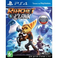 Ratchet Clank (PS4) Б/У