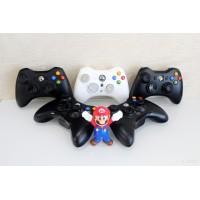 Xbox 360 Wireless Gamepad, джойстики Б/У оригинал