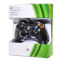 Геймпад Microsoft Xbox 360 черный