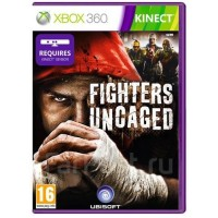 Fighters Uncaged (Xbox 360) Kinect