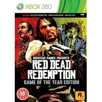 Red Dead Redemption GOTY ( Xbox 360)